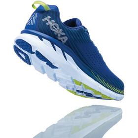 Hoka One One Clifton 5 Running Shoes Men Sodalite Blue/Mood Indigo